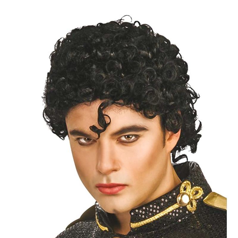 Peruca Michael Jackson