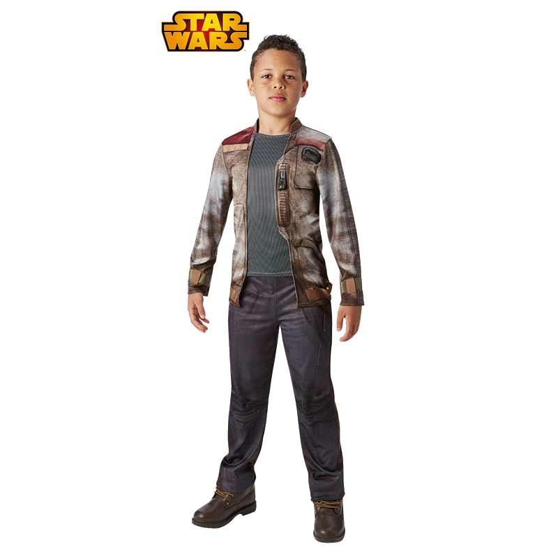 Disfarce Star Wars Finn   Carnaval   Star Wars