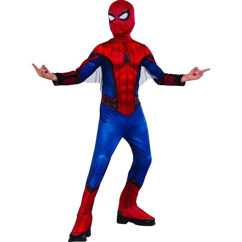 Disfarce Spiderman infantil