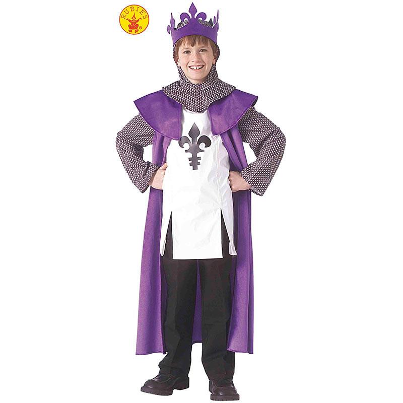 Disfarce Rei Medieval Inf