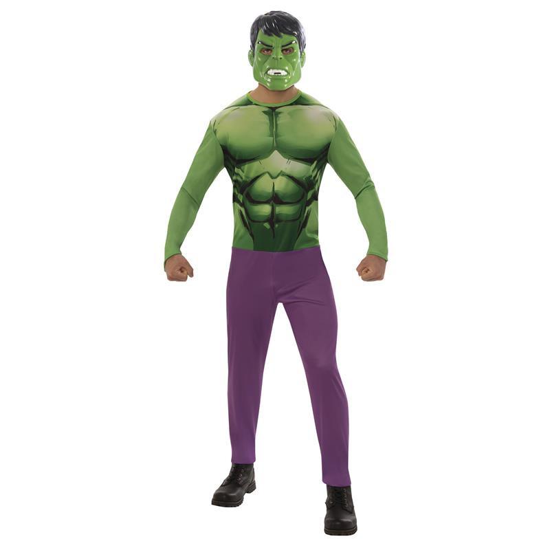 Disfarce Hulk adulto