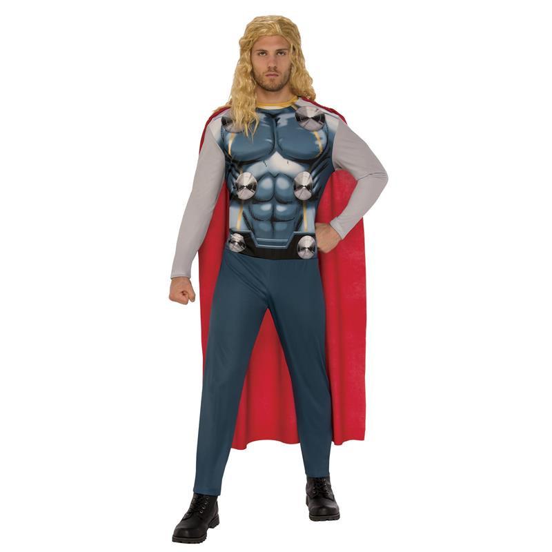Disfarce Thor adulto