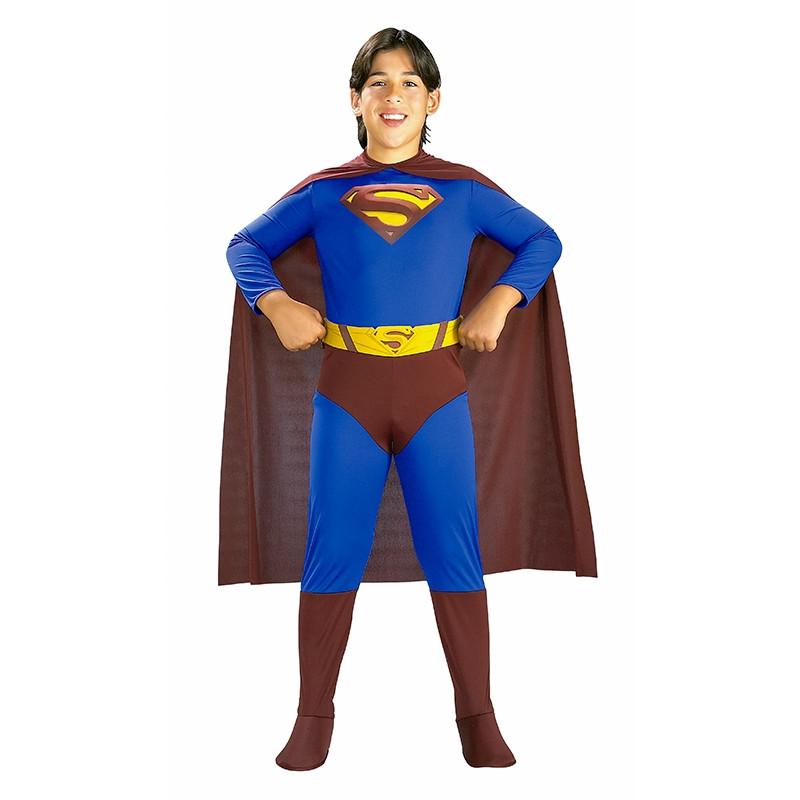 Disfarce Superman Returns inf
