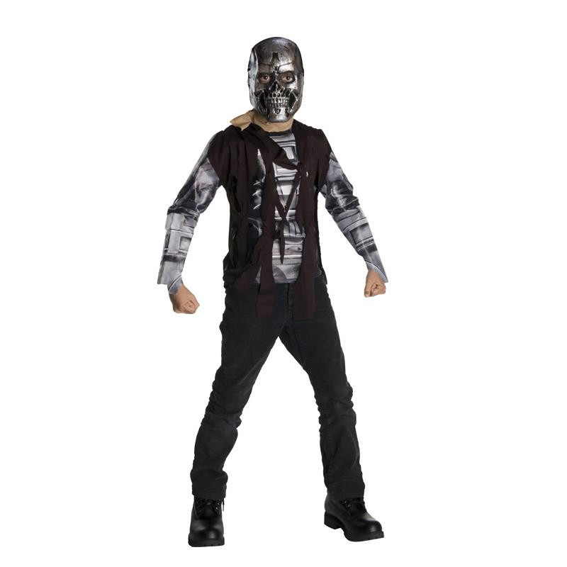 Terminator Disfarce T600 Infantil