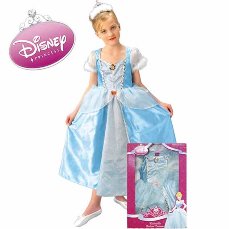 Disfarce Disney Princess Cinderela Infantil