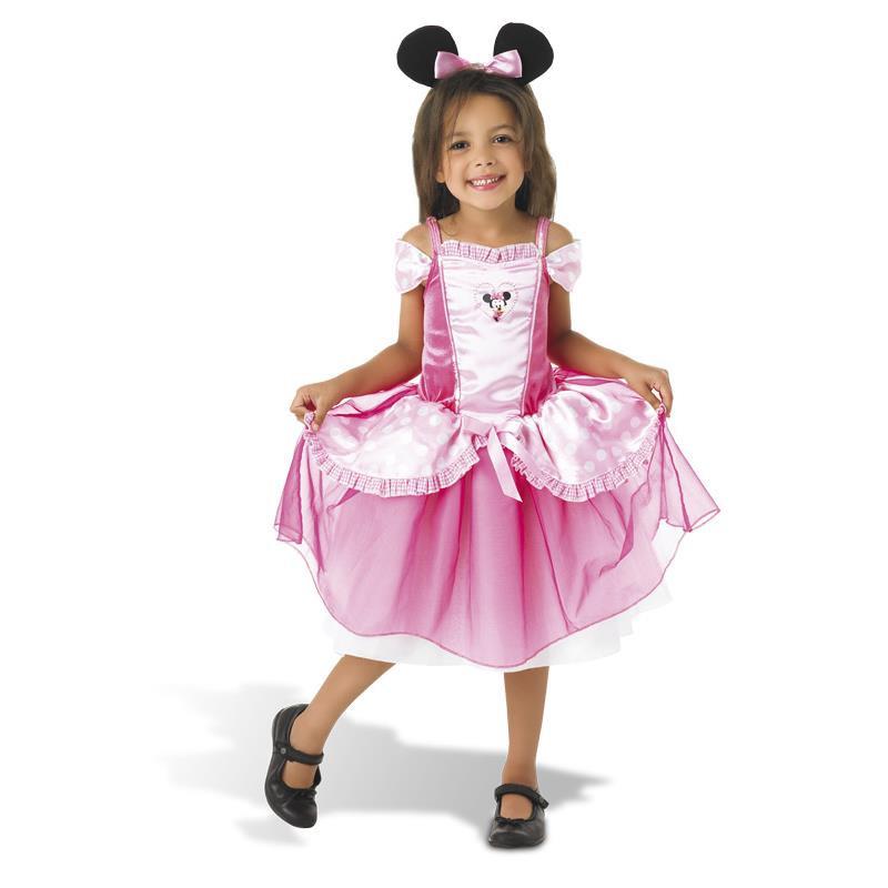 Disfarce Minnie Classic Ballerina Infantil