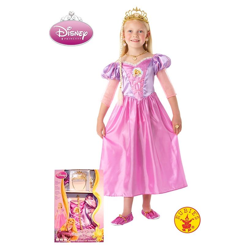 Disney Princess Disfarce Rapunzel Classic Infantil