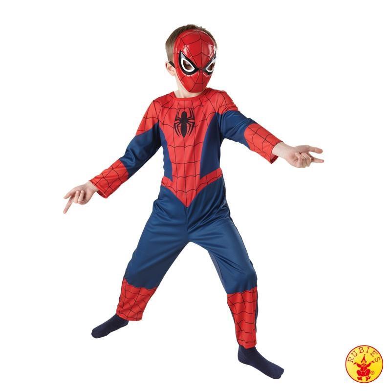 Spiderman Disfarce Ultimate Infantil
