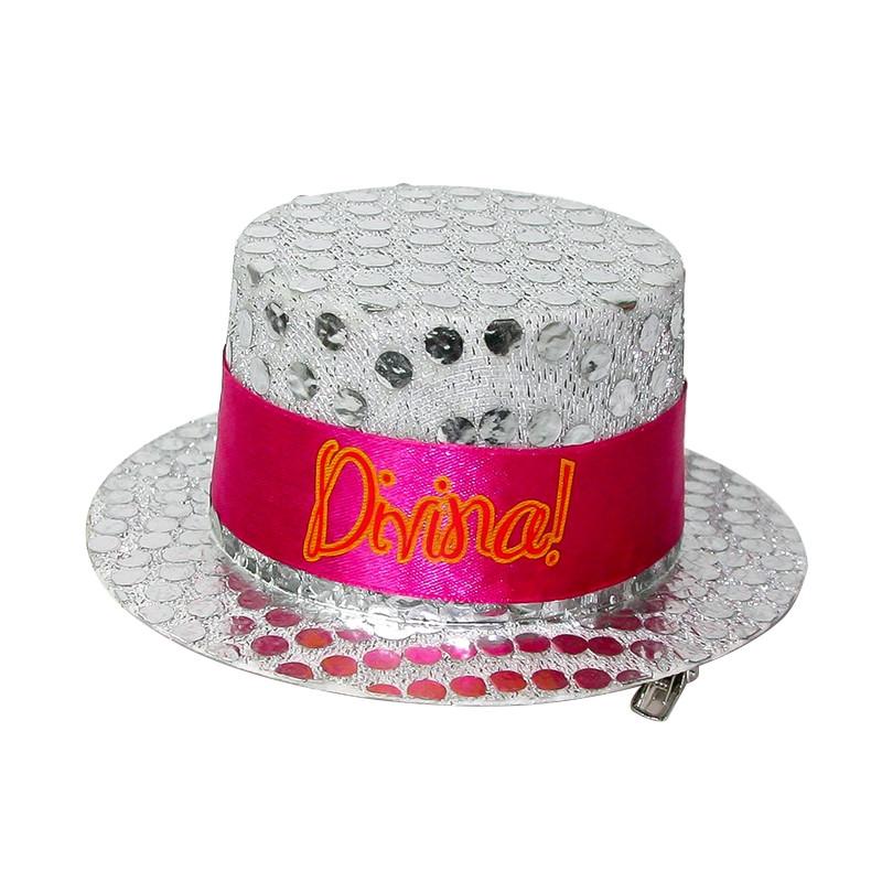 Mini chapéu divina