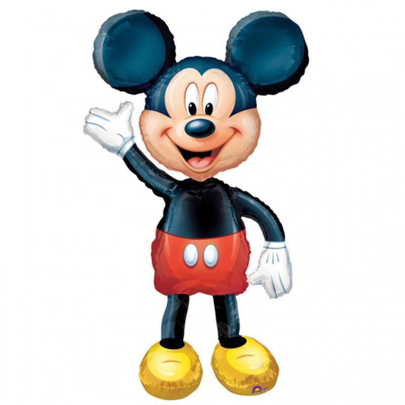 Balão figura Mickey