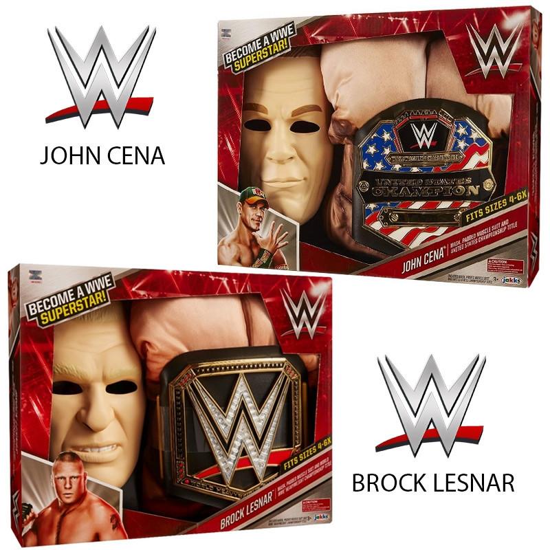Disfarce WWE John Cena Brok Lesnar