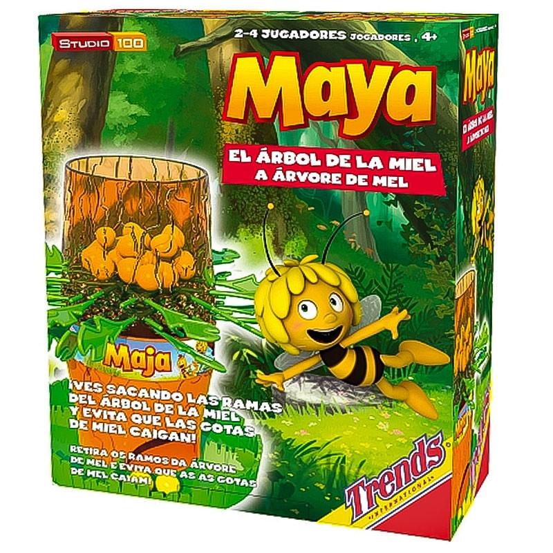 Maia o jogo da árvore de mel