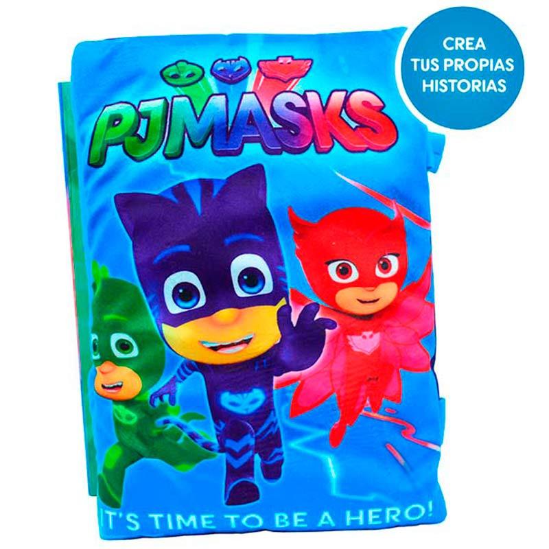 Conjunto para criar Histórias PJ Masks