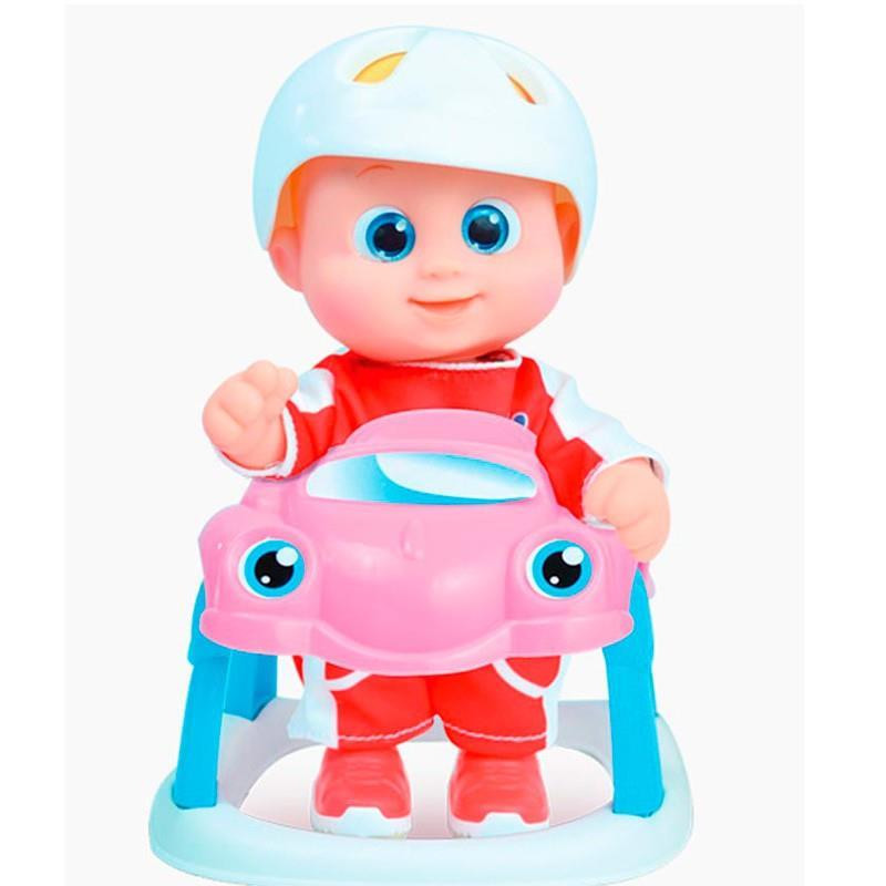 Bouncin Babies little Baniel e o seu carrinho
