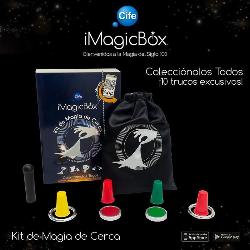 Mini edição do Imagicbox Magic Close