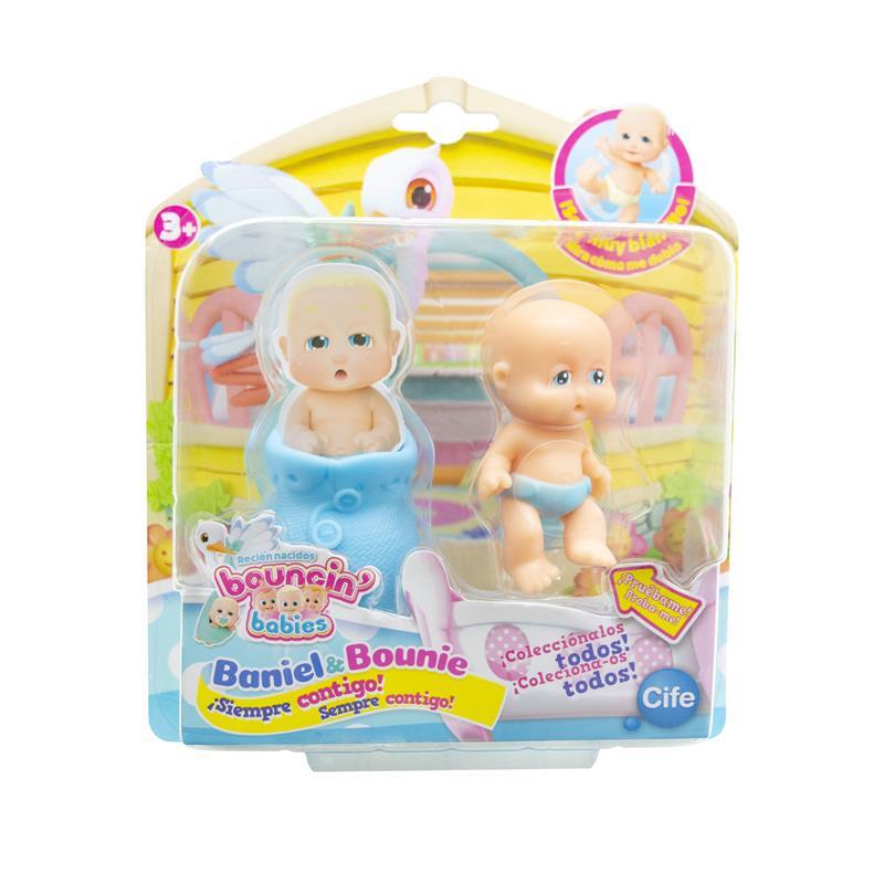 Bouncin Babies recém-nascido Sempre Contigo