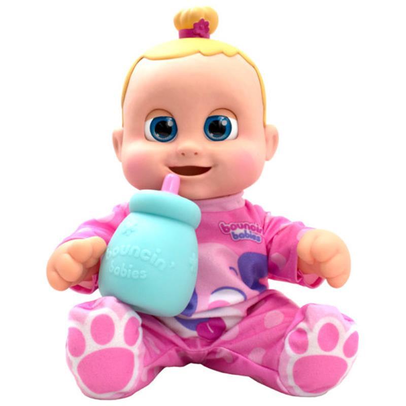 Bouncin Bebês Expressões Bounie