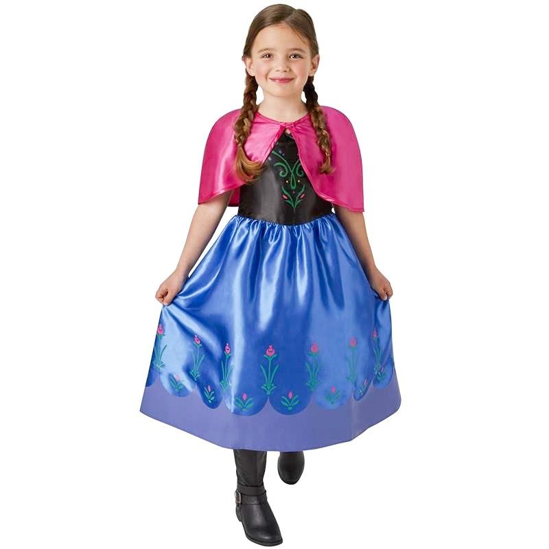 Disfarce Anna Frozen infantil
