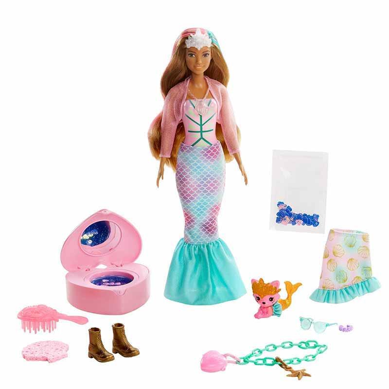 Barbie Color Reveal Sereia