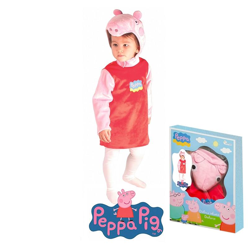 Disfarce Peppa pig para bebé