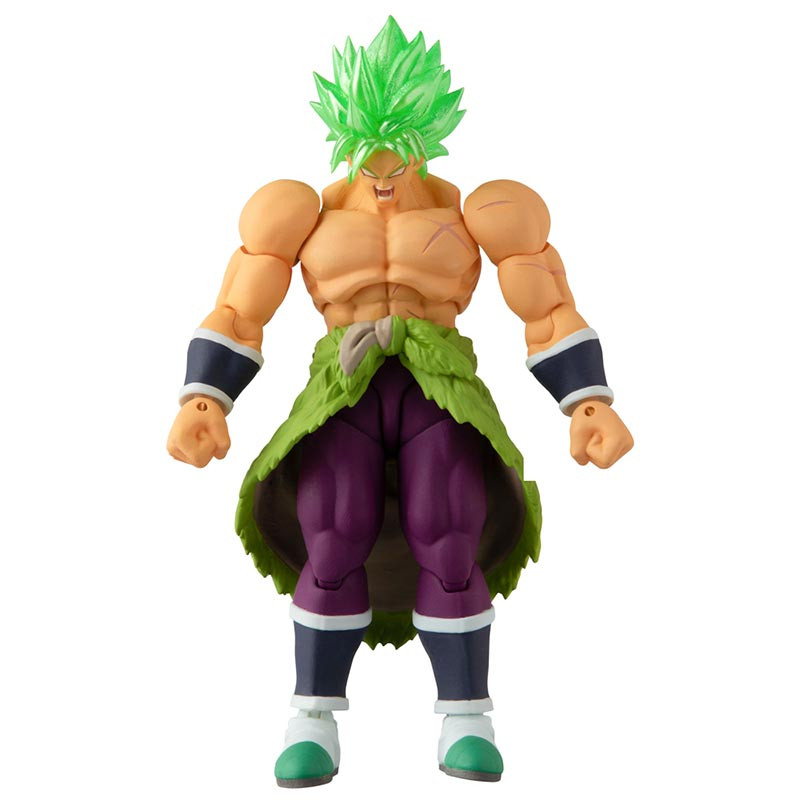 Figura Broly Dragon Ball Evolve