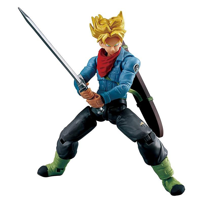 Figura Trunks Super Sayan Dragon Ball Evolve