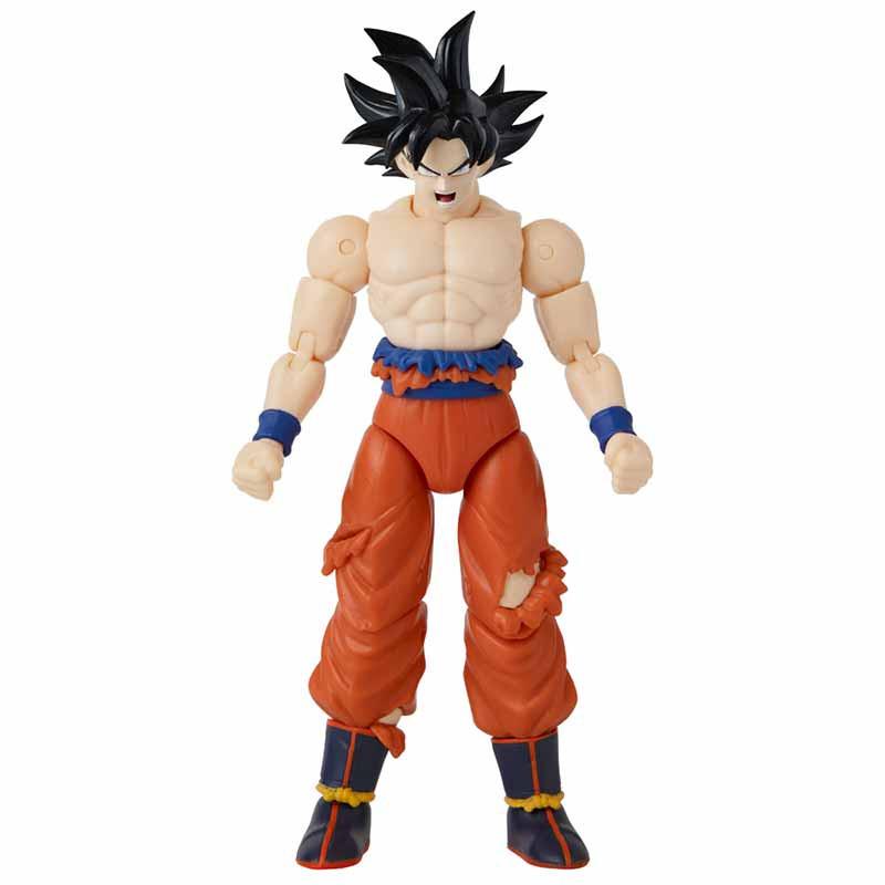 Dragon Ball Instinct Goku Dragon Stars