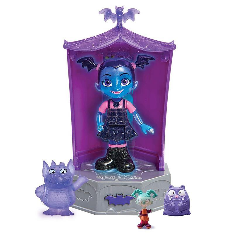 Vampirina Conjunto Amigos Glowstásticos