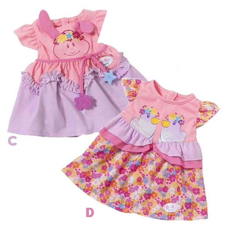Baby Born vestidos para bonecas bebé