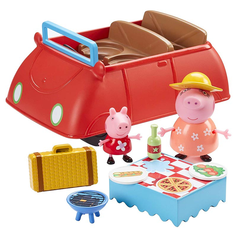 Carro deluxe Peppa Pig
