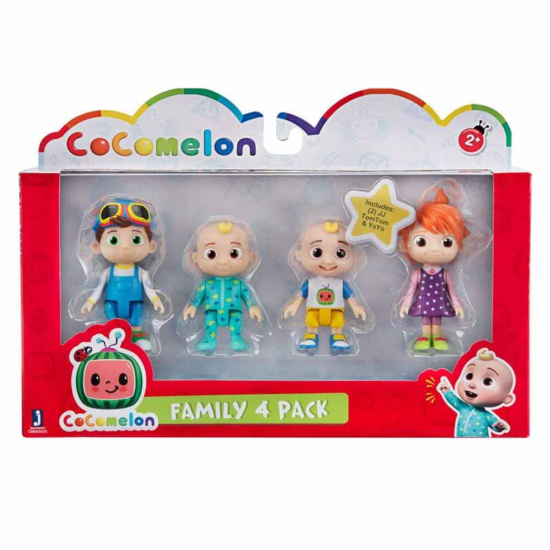 Pack Familia Cocomelon