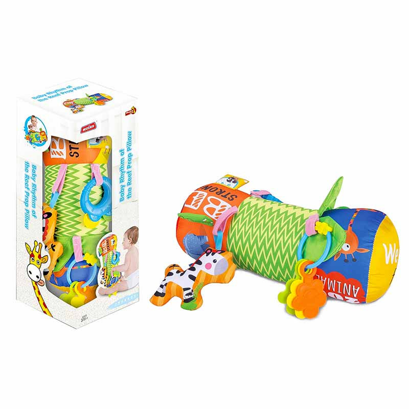Almofada jogos para bebé 40x15x15cm