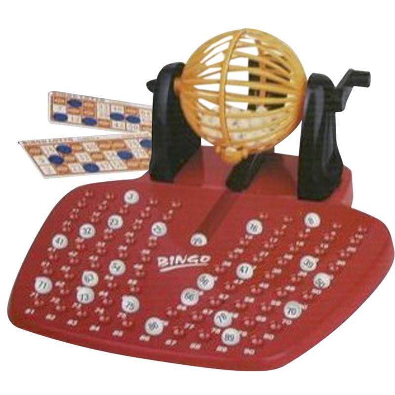 Jogo Bingo com 48 cartões