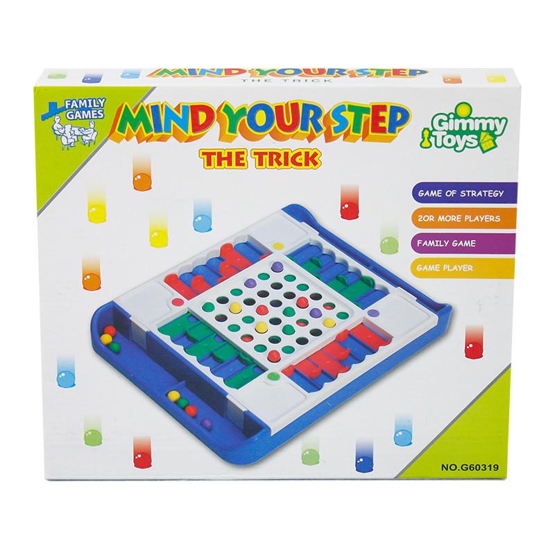 Jogo de mesa mind your step