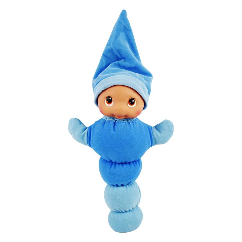 Minhoquinha Azul com Luz