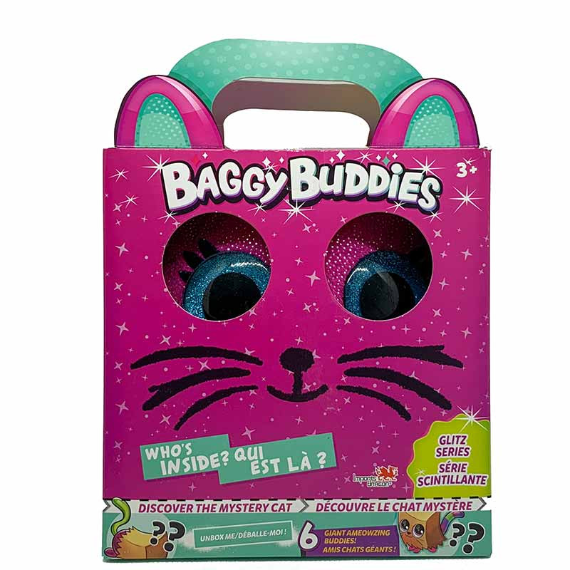 Mascotes para coleccionar Baggy Buddies