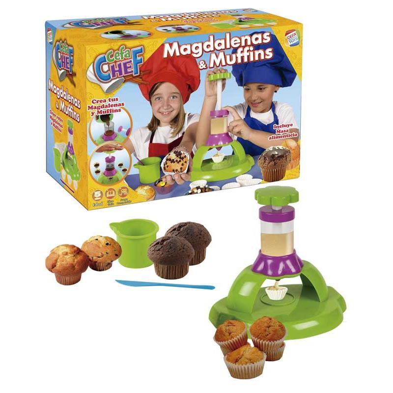 Cupcakes e bolinhos kit para criar