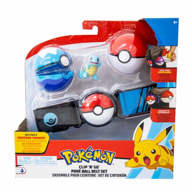 Cinto ataque Pokemon stdo
