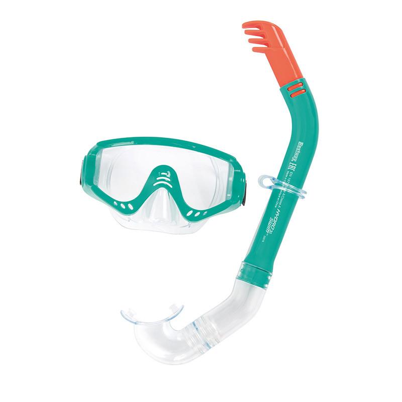 Mascara e Snorkel de Mergulho Snorklite
