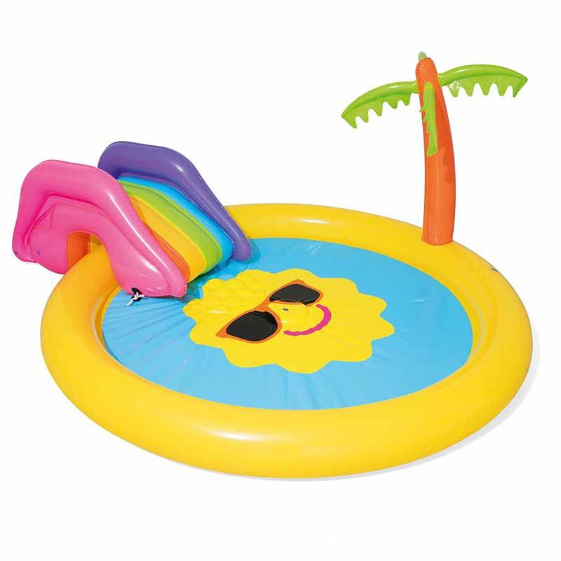 Piscina jogo Sunnyland Splash