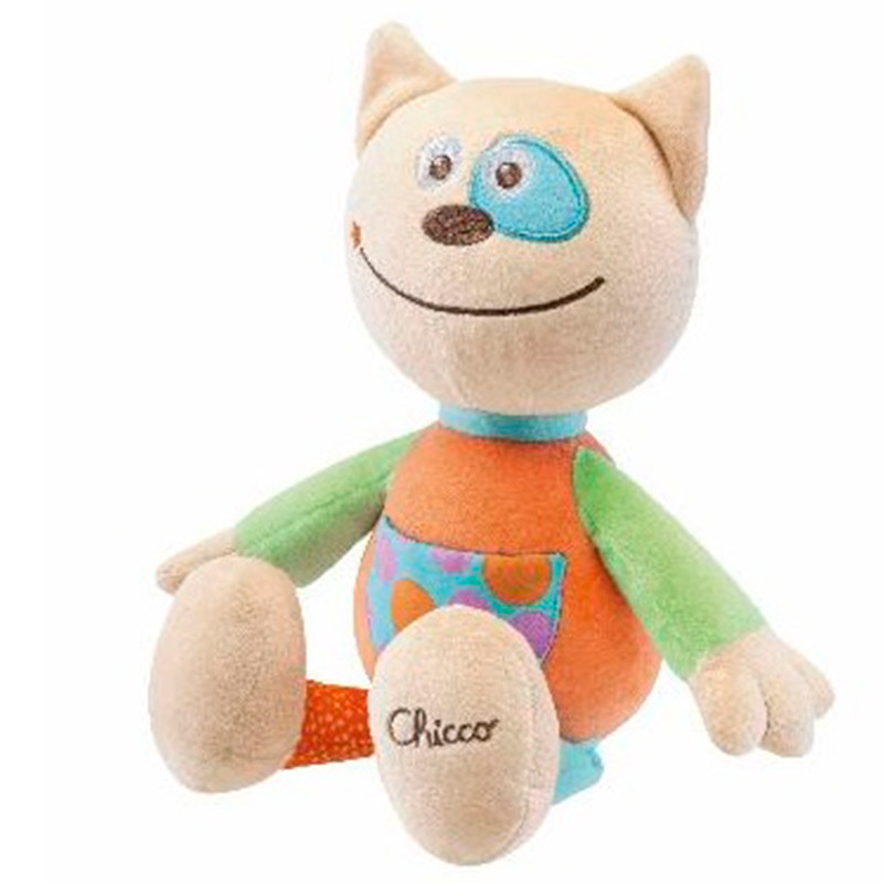 Chicco happy colors marionete gato