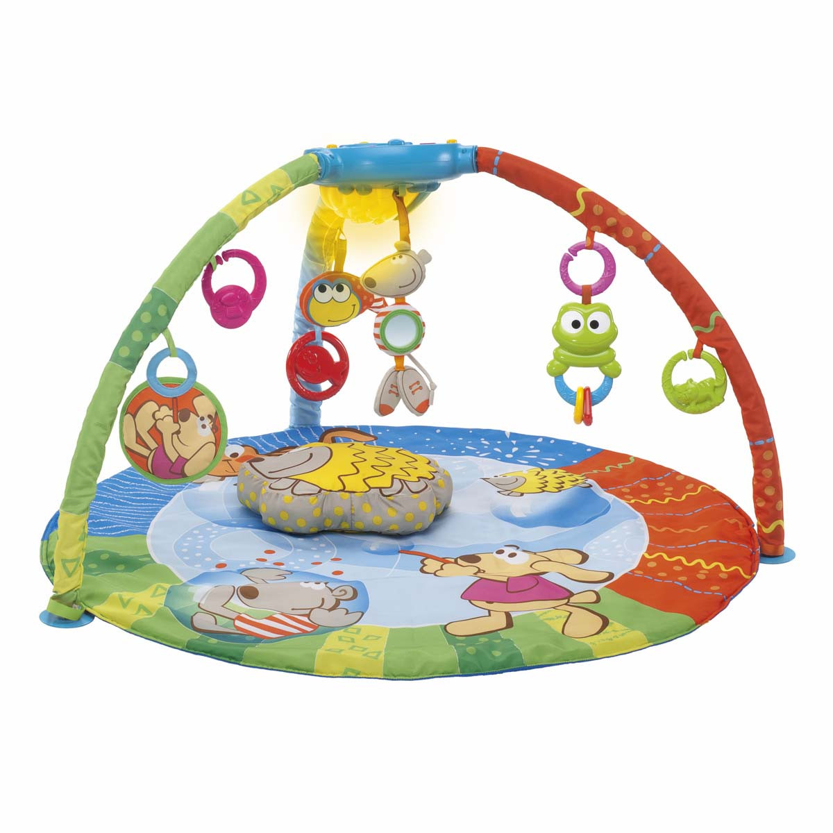 Chicco Tapete Eletronico Bubble Gym