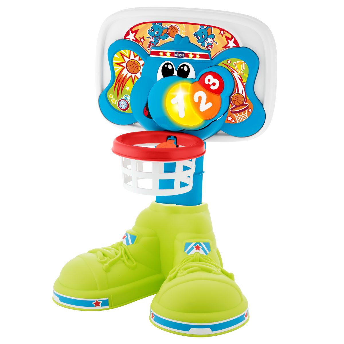 Chicco Fit & Fun Basket 1 2 3