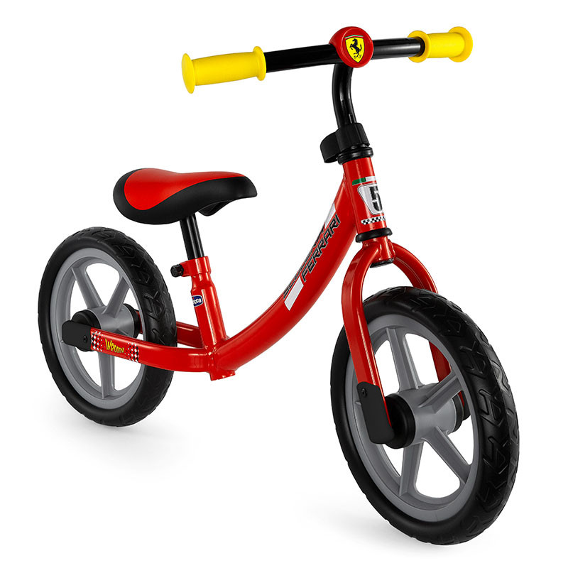 Chicco bicicleta Ferrari