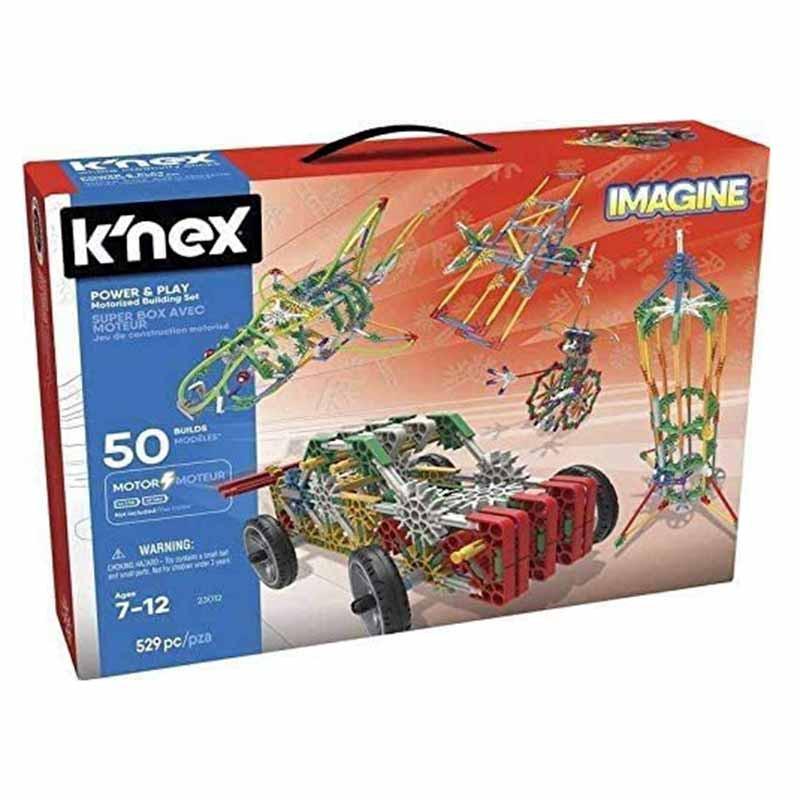 Knex Imagine mega mala 50 modelos