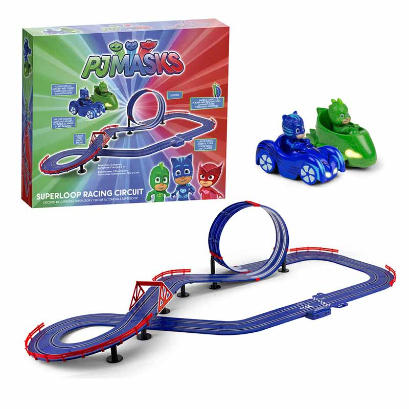 Circuito PjMasks Slot Adventure SuperLoop