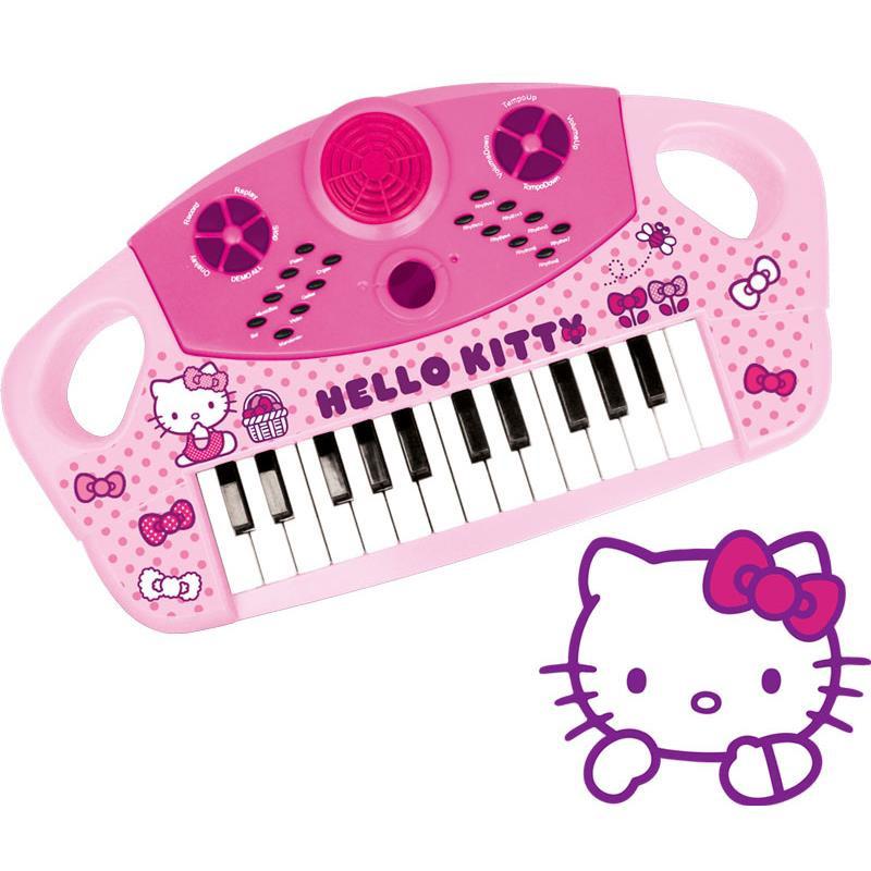 Órgão eletrónico Hello Kitty