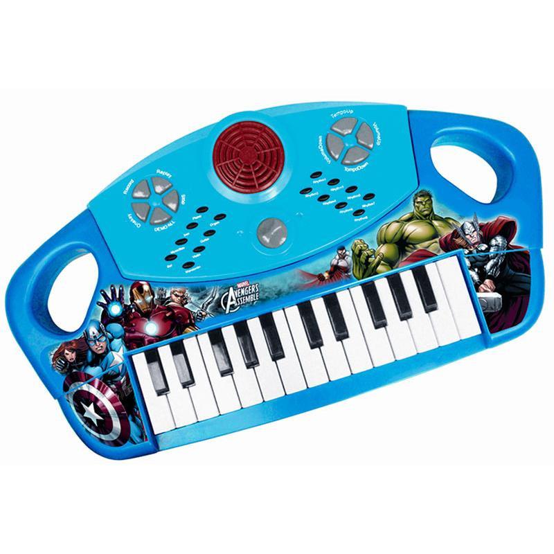 Órgão eletrônico Avengers