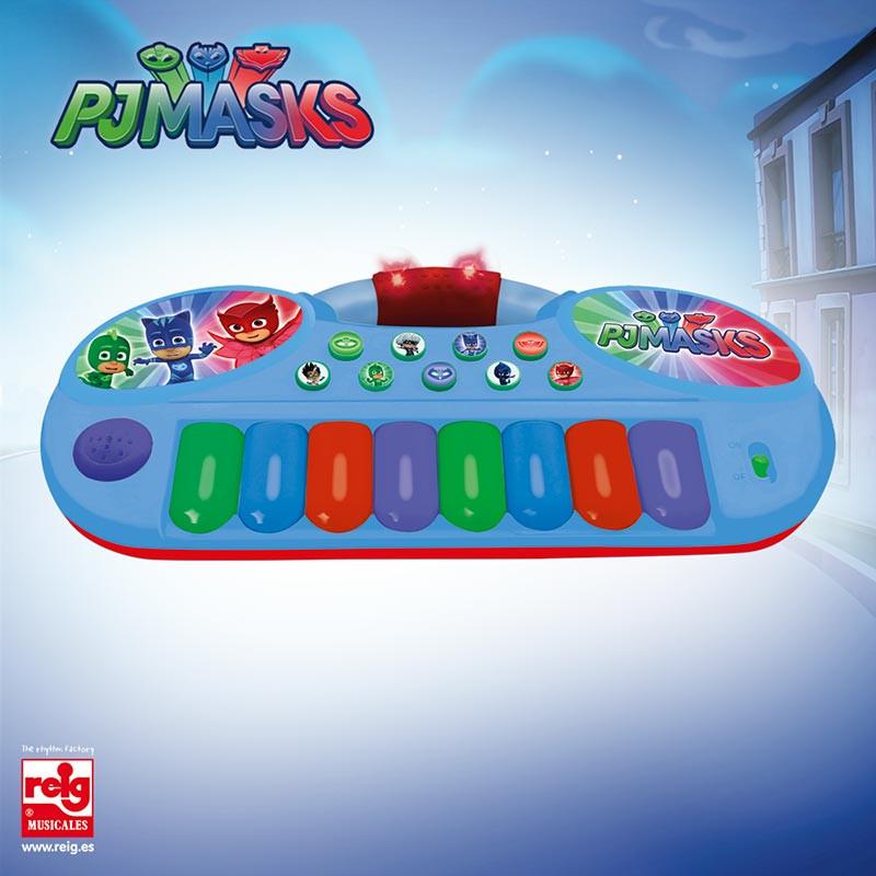 PjMasks orgão eletronico