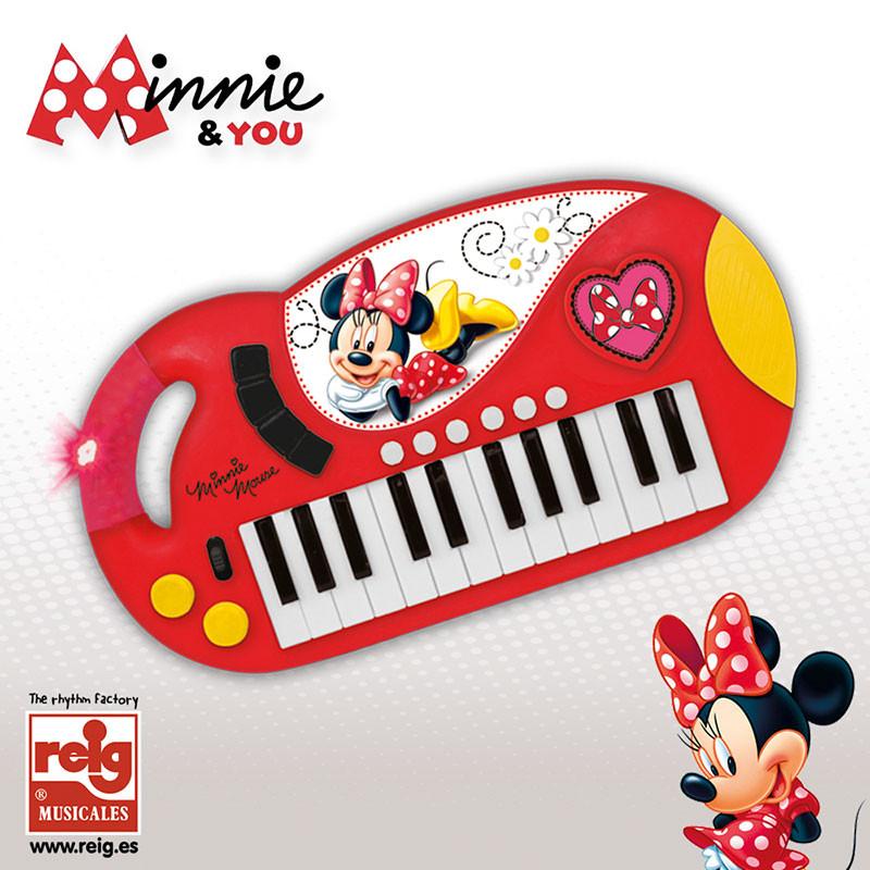 Órgão eletrónico Minnie 25 teclas
